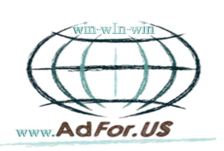 AdFor.US Solution Logo Win Win Win